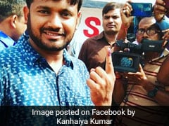Kanhaiya Kumar Says No Division Of Votes In Begusarai On Day Of Test