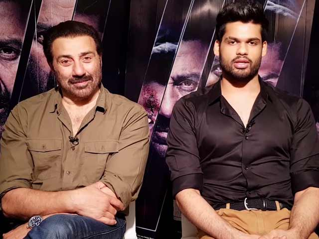 Video : 'Technology Makes Action Easy': Sunny Deol