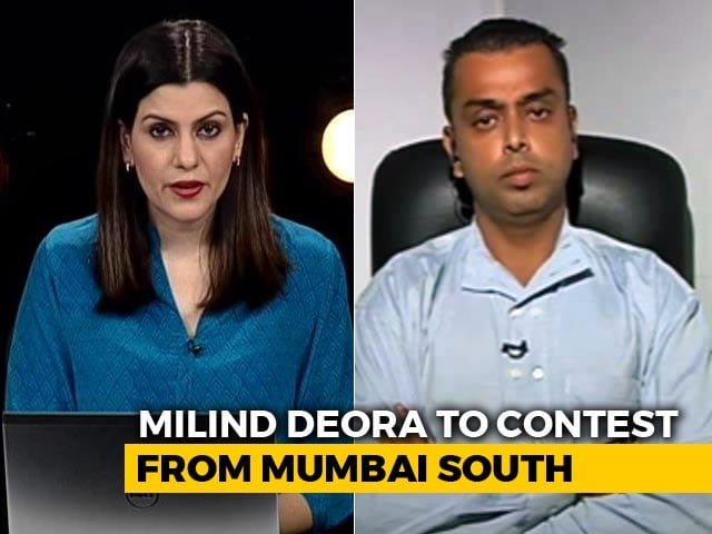 Video : What Was BJP Doing In 5 Years? Congress's Milind Deora On National Security