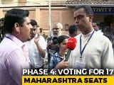 "Video : ""Voting Needs To Become Accessible"": Congress's Milind Deora As Mumbai Votes"