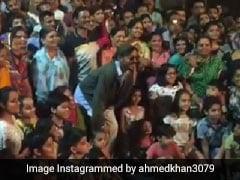 इरफान खान को देख फैंस हुए बेकाबू, लोगों का प्यार देख एक्टर ने किया ये काम, देखें Video