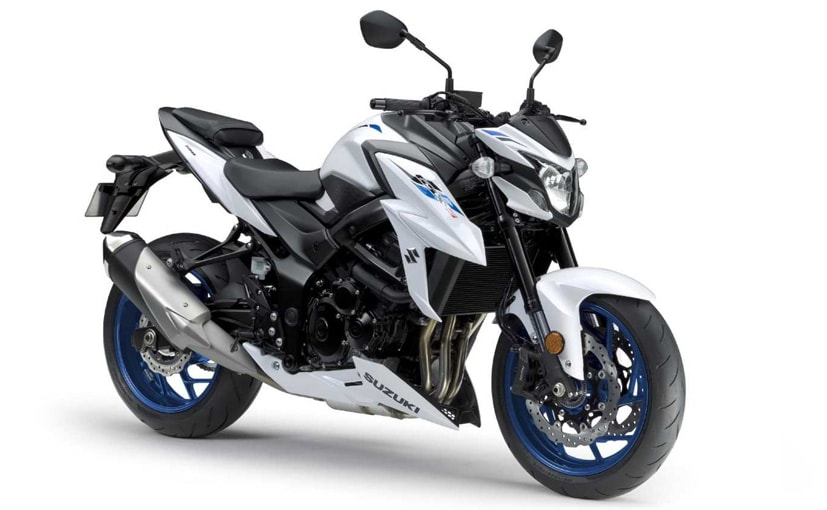 2019 suzuki gsx s750 launched in india priced at rs. Black Bedroom Furniture Sets. Home Design Ideas