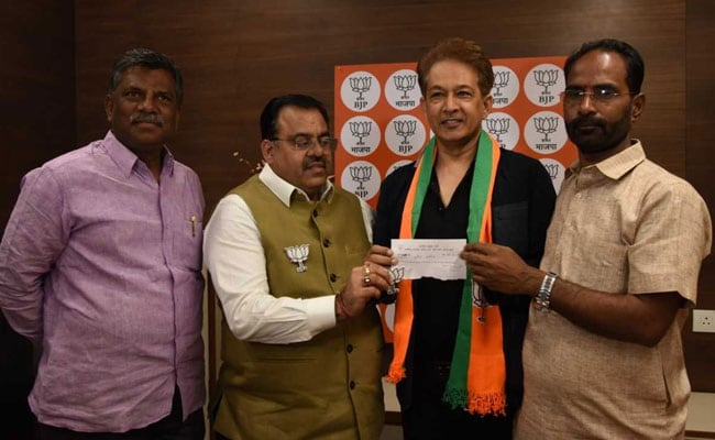Election 2019- 'Used To Be Hair Chowkidar': Hairstylist Jawed Habib Joins BJP