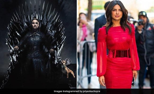 Game of Thrones Season 8: प्रियंका चोपड़ा ने जेठानी सोफी टर्नर को बताया 'Boss Babe',  कह डाली ये बात