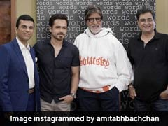 Amitabh Bachchan's Next Project is With Emraan Hashmi. Details Here