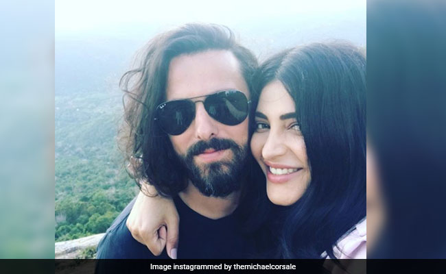 Shruti Haasan And Michael Corsale Reportedly Break-Up. 'She'll Be My Best Mate,' He Says