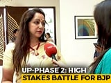 Video: I Have Been A <i>Brajwasi</i> For 35 Years: BJP's Hema Malini Talks To NDTV