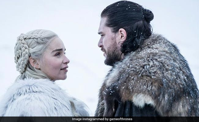 Game Of Thrones 8 Emilia Clarke Says She'Forgot The Show's End Asks Kit Harrington For Spoilers
