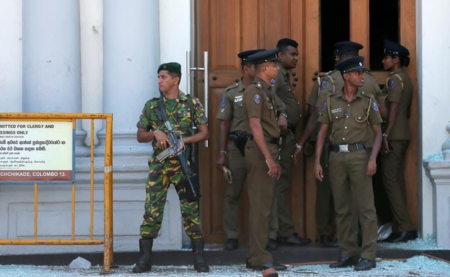 Security Tightened In India After Sri Lanka Terror Attack