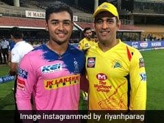 IPL 2019: धोनी के साथ फोटो के लिए लाइन में लगा था ये बच्चा, 12 साल बाद साथ खेल रहा है IPL, देखें VIDEO