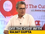 Video : Off The Cuff With Rajat Gupta