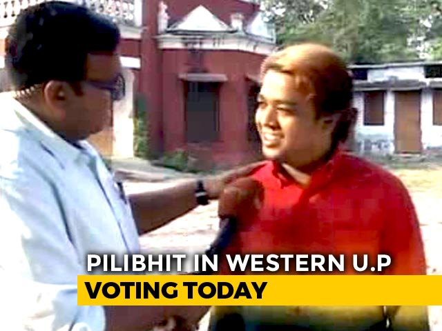 Video : Western UP's Pilibhit, Stronghold Of BJP's Gandhis, Votes Today