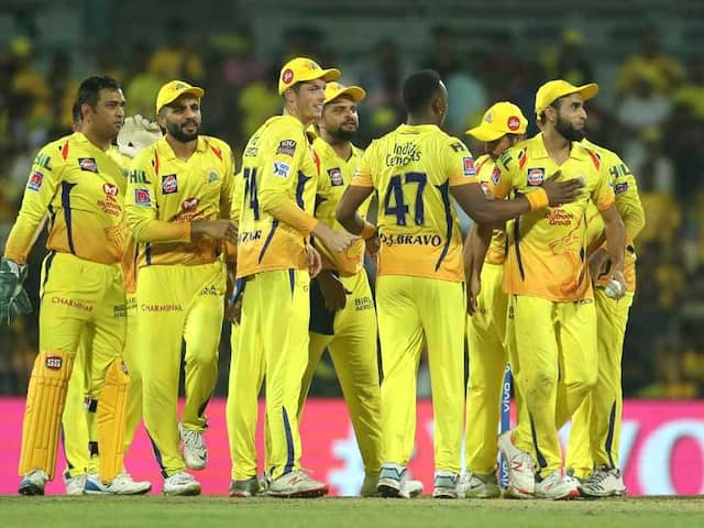 IPL 2019: Chennai Super Kings Beat Rajasthan Royals In A Thrilling Encounter