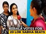 Video : All 20 Kerala Lok Sabha Seats Go To Polls, Sabarimala Takes Centrestage
