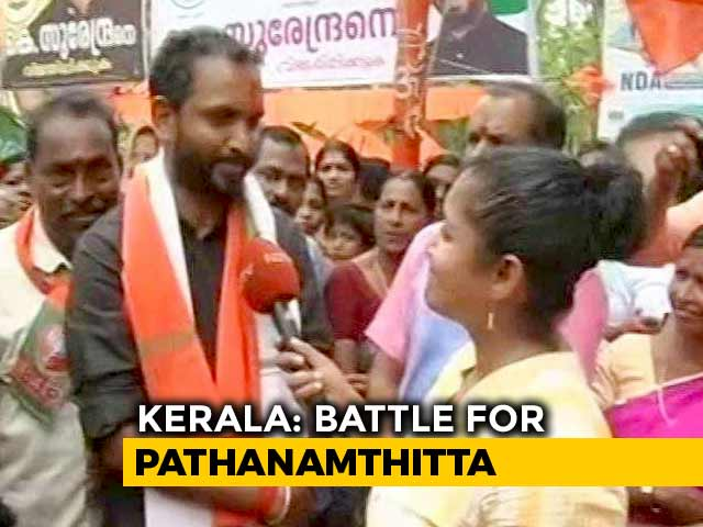 Video : In Kerala's Pathanamthitta, Lines Between Religion And Politics Blur?