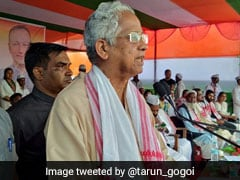 "Tarun Gogoi Calls Himanta Sarma ""Habitual Liar"" Over Assam Accord Remarks"