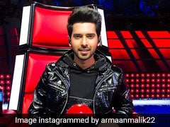 What Armaan Malik Said About Rumours Of Altercation With Adnan Sami On <I>The Voice</i> Sets