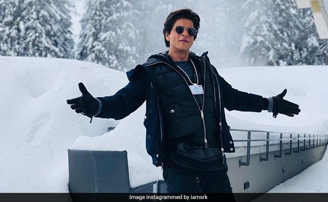 Shah Rukh Khan Recounts Meeting With German Fans Who Didn't Speak Hindi But Understood His Films
