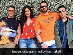 रोहित शेट्टी की फिल्म में फिर साथ दिखेगी अक्षय कुमार और कटरीना कैफ की जोड़ी, तस्वीर से हुआ यह खुलासा