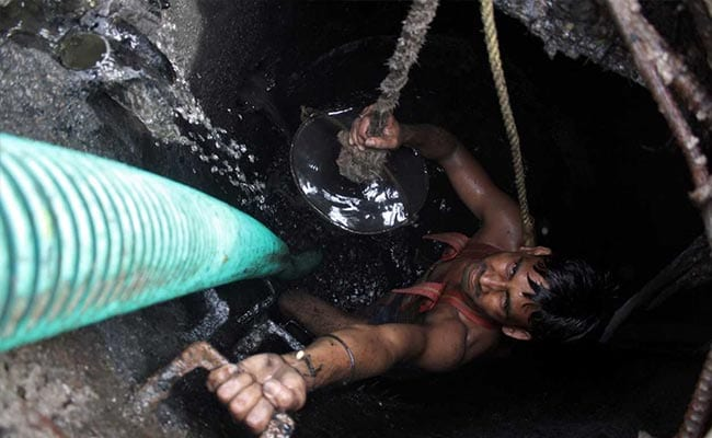 801 Workers Died Cleaning Sewers Since 1993: Central Panel Chief