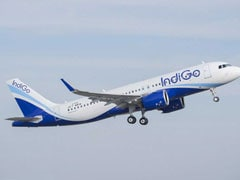 IndiGo Flight Diverted To Mumbai After Engine Snag