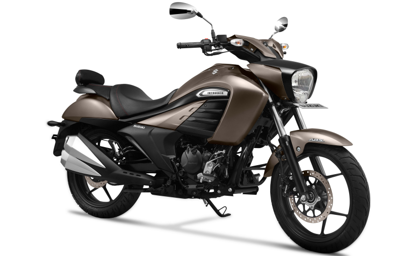 The 2019 Suzuki Intruder gets few design tweaks and a new Metallic Matte Titanium Silver colour