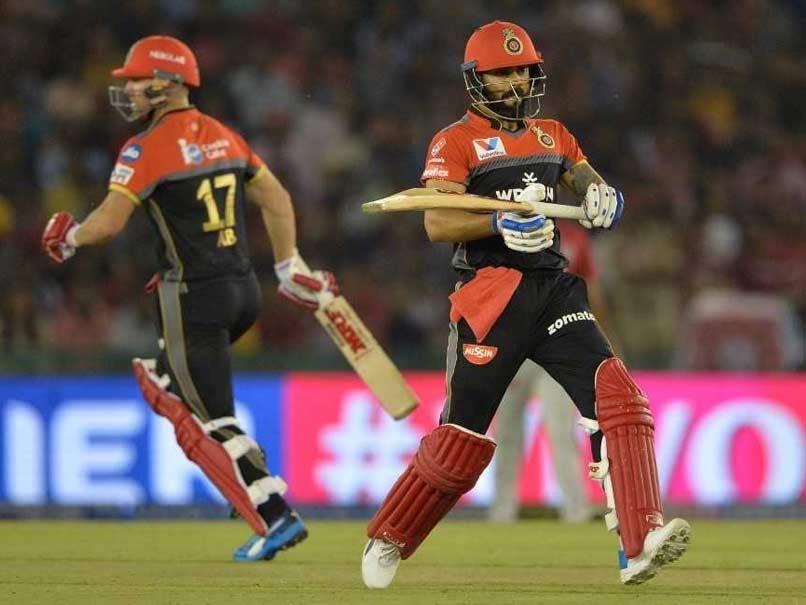 Virat Kohli, AB de Villiers Inspire Royal Challengers Bangalore's Maiden IPL 2019 Win