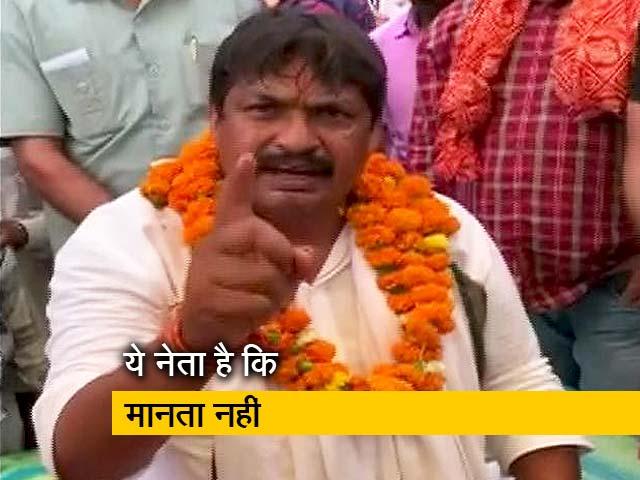 Videos : अब BSP उम्मीदवार गुड्डू पंडित का विवादित बयान