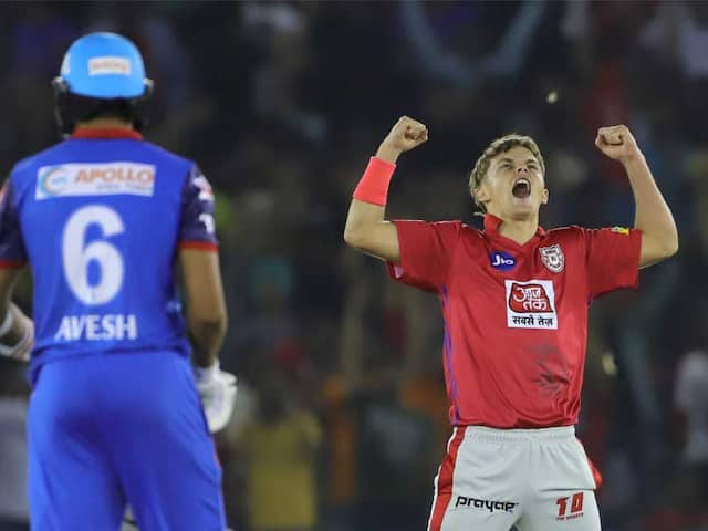 Sam Curran Claims First Hat-Trick Of IPL 2019