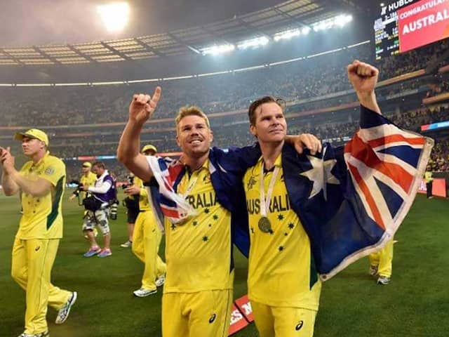 Australia World Cup 2019 Squad: Steve Smith, David Warner Return As Big Names Miss Out