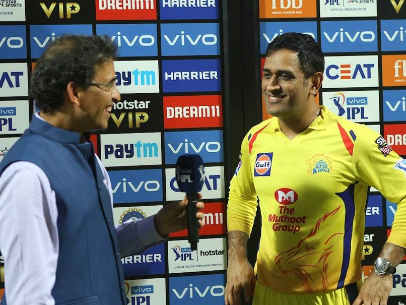 MS Dhoni Puts A Humorous Spin On CSK's Success Mantra - Watch