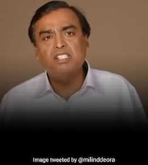 Mukesh Ambani Backs Congress Candidate As Brother Anil Faces Party Attack