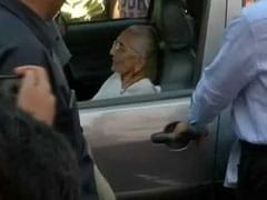 After Blessing Her Son, PM's Mother Casts Her Vote In Ahmedabad