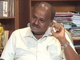 Video : Even Single-Party Government Has Problems: HD Kumaraswamy