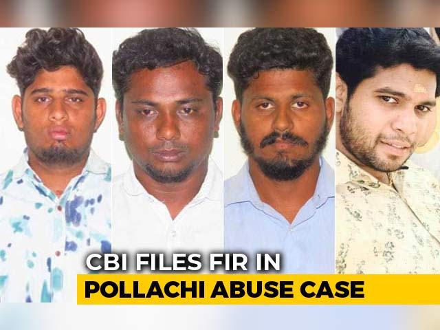 Video : Pollachi Sex Abuse: CBI Files 2 Cases Against 8 Men