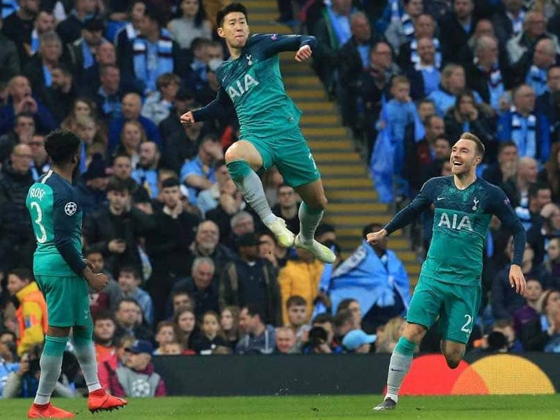 Tottenham Hotspur Survive Manchester City Thriller To Reach Champions League Semis