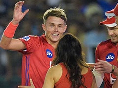 Watch: Hat-Trick Hero Sam Curran Shows Off Bhangra Moves With Preity Zinta