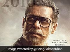 Bharat New Poster: सलमान खान दिखे बुजुर्ग के गेटअप में , लिखा- जितने सफेद बाल मेरे सिर और दाढ़ी में हैं, उससे...