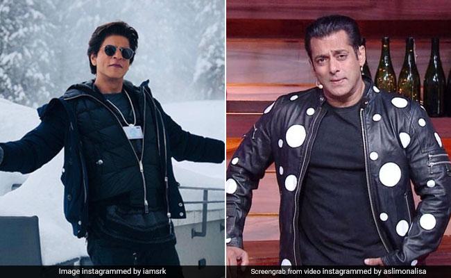 शाहरुख खान ने 'भारत' के ट्रेलर पर किया कमेंट तो सलमान बोले- पिक्चर अभी बाकी है...