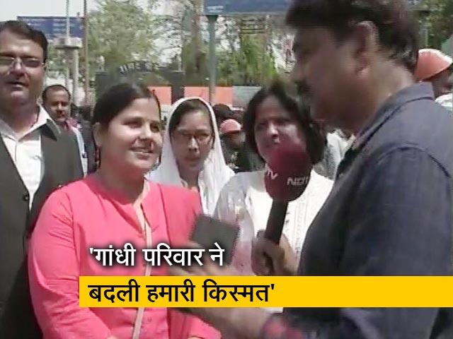 Videos : सोनिया गांधी ने रायबरेली से भरा पर्चा