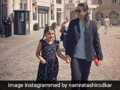 How Namrata Shirodkar Helped Daughter Sitara 'Deal With Her Fears'