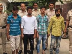 दिल्ली : छींटाकशी करने पर युवक की कर दी हत्या, चार आरोपी गिरफ्तार