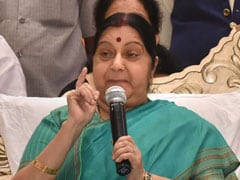 No Pak Soldier Or Citizen Died In Balakot Air Strike, Says Sushma Swaraj