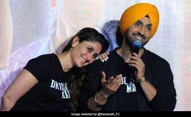 Diljit Dosanjh's Kylie+ Kareena Song Gets A Big Shout Out From Kareena Kapoor