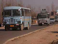 Hundreds Stranded As Civilian Traffic Ban On J&K Highway Begins Today