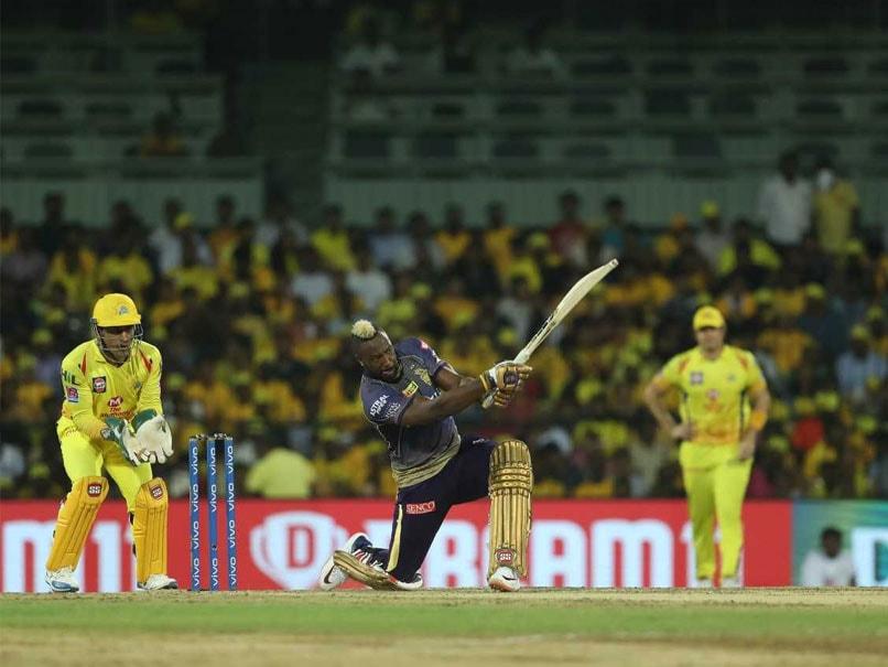 IPL Live Score, CSK vs KKR IPL Score: Kolkata Knight Riders Eight Down, Andre Russell Key For Respectable Total