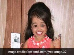 बिग बॉस फेम और दुनिया की सबसे छोटी महिला ज्योति के घर चोरी