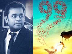 ஏ.ஆர்.ரஹ்மான தயாரிப்பில் வெளிவரவுள்ள '99 சாங்ஸ்'