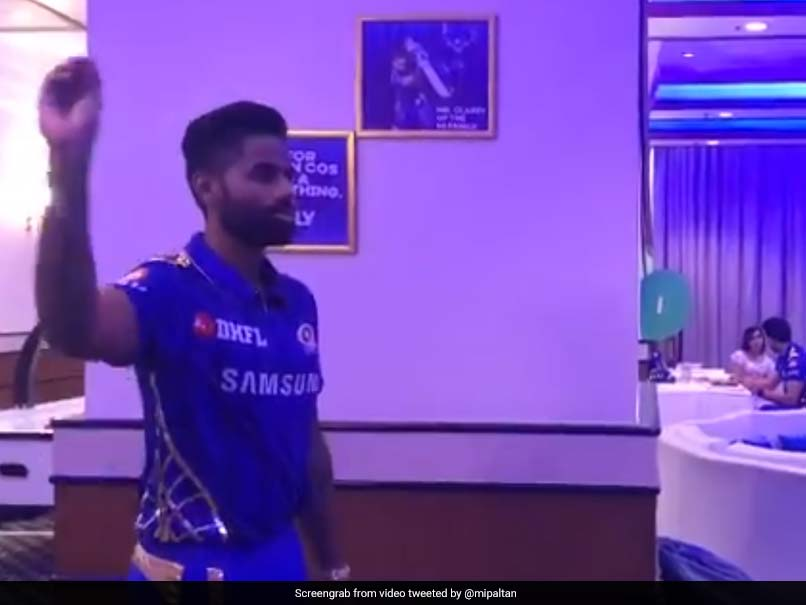 Watch: Mumbai Indians Suryakumar Yadav Hits The Bullseye In Darts. Fans Wonder If It Is Real