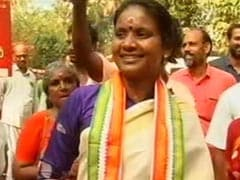 From Poverty To Parliament, Remya Haridas Is Kerala's Only Woman Lawmaker